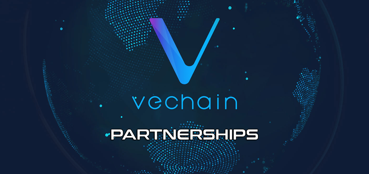 VeChain partnerships and DApps explainer