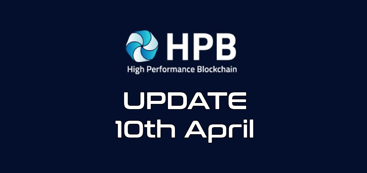HPB Update 10th April