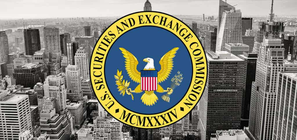 SEC security tokens