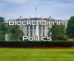 Blockchain In Politics featured image